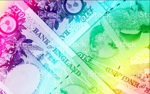 Foto van geldbriefjes