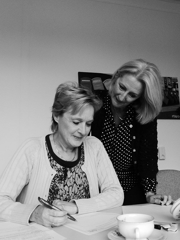 Photo of Sally providing English services